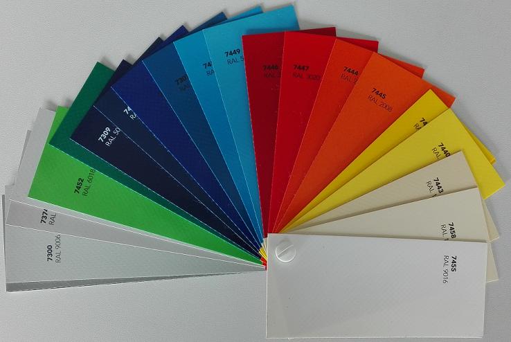 przykładowe kolory plandek