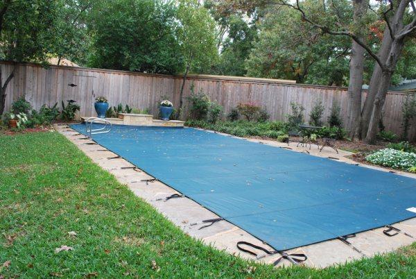 osłona na basen